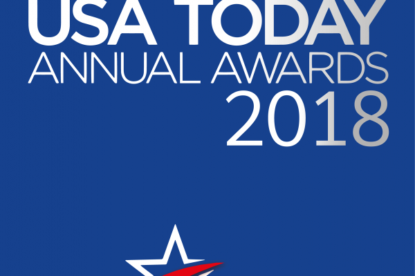 Corporate USA Today Annual Awards 2018